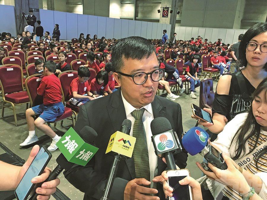 馬志毅:思考計劃如何擴至企業