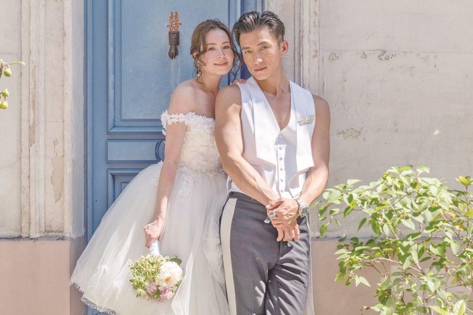 赴法國影浪漫婚紗相