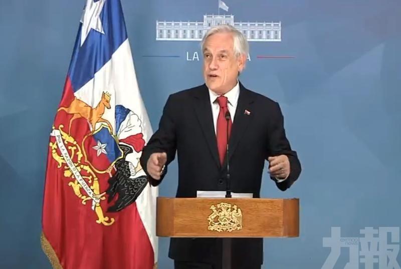智利聖地亞哥進入緊急狀態