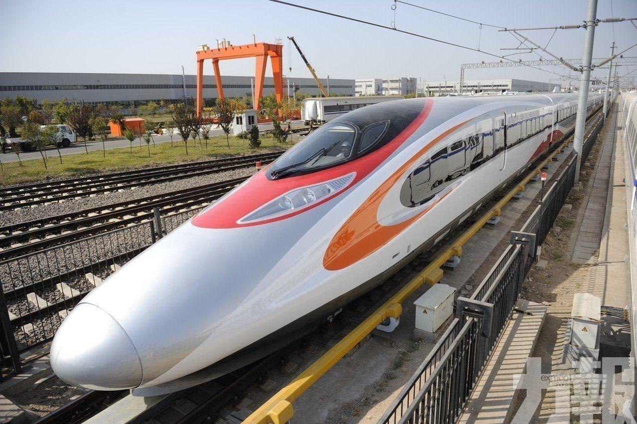 香港部分往返內地列車臨時停運