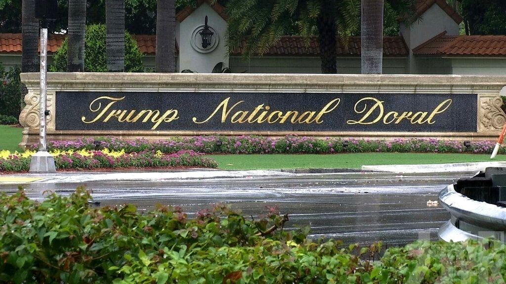 特朗普放棄在名下度假村辦G7峰會