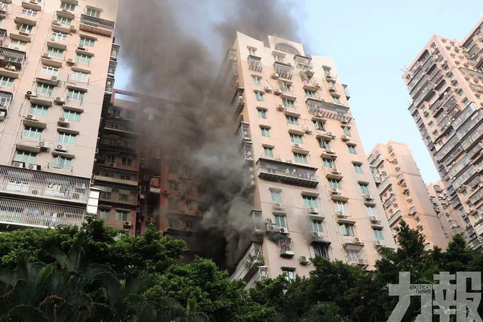 消防積極跟進廣福祥火警水壓不足調查