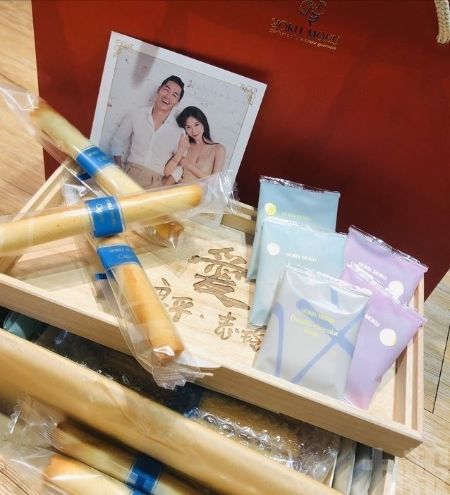 林志玲親撰:我們結婚了