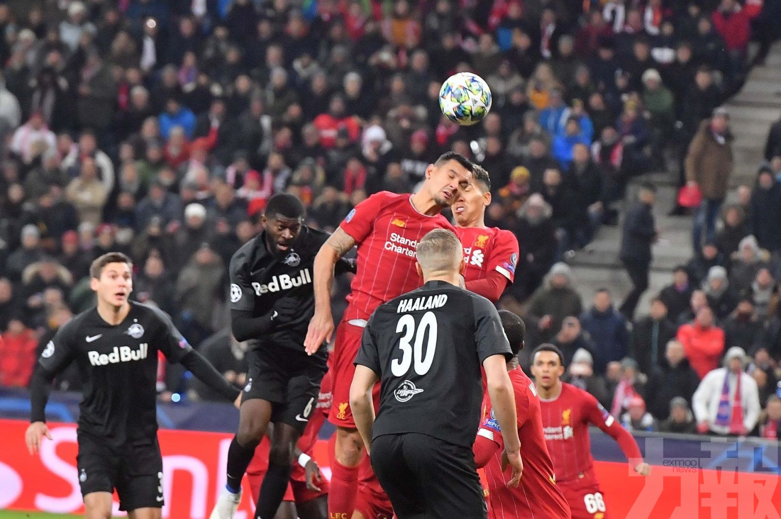 「紅軍」挫薩爾斯堡闖歐聯16強