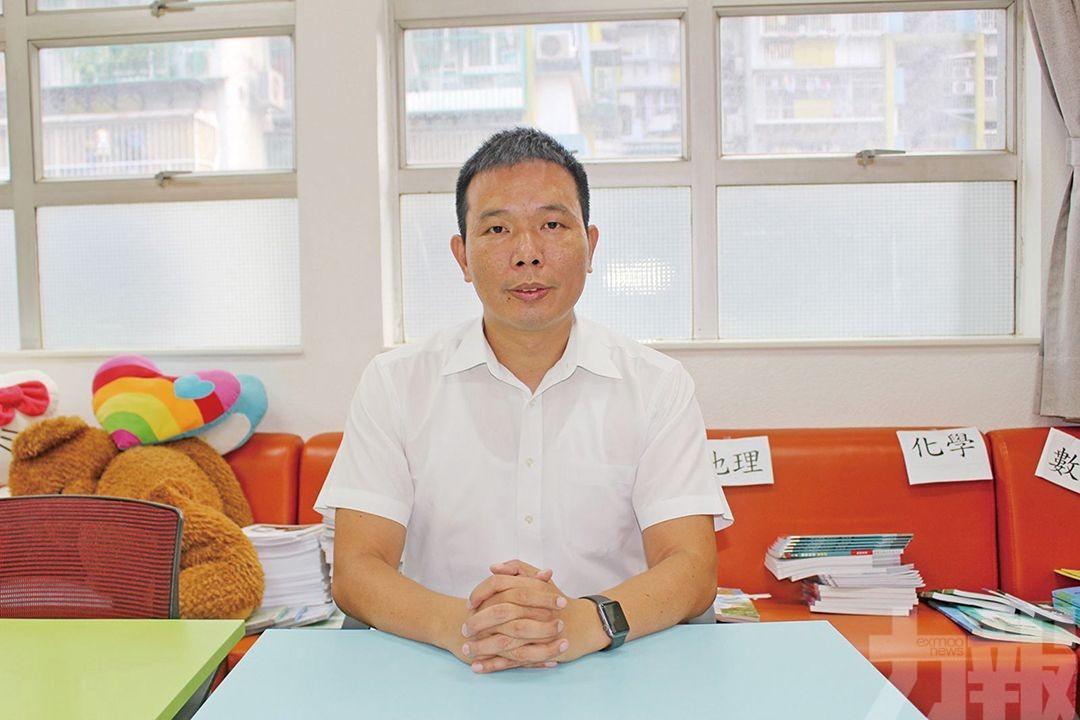 陳家良盼加強團隊溝通 馬志毅著重科技發展