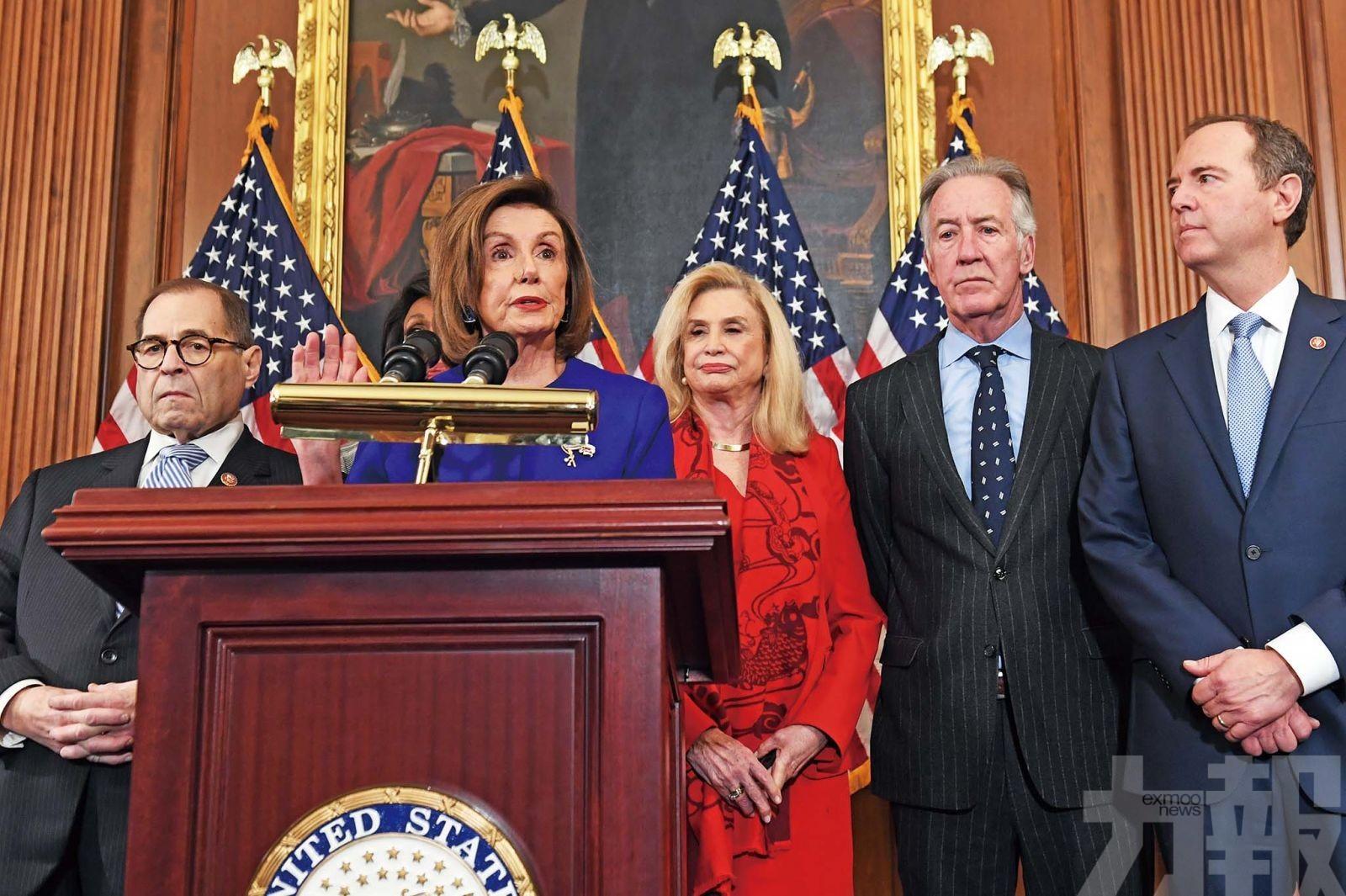 特朗普斥民主黨獵巫