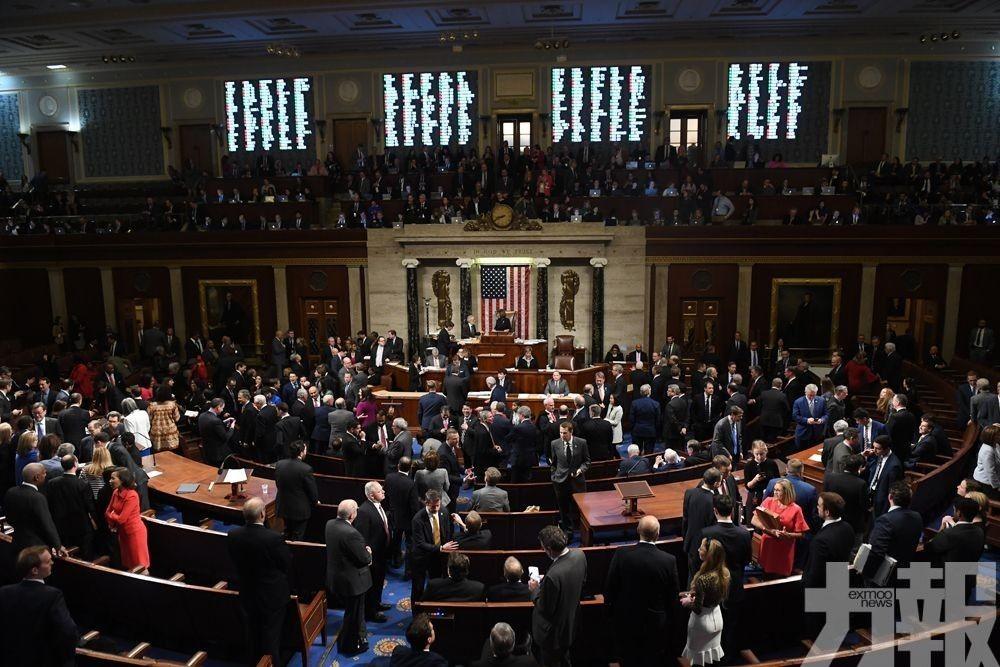 美眾院議長:彈劾條款下周交參院