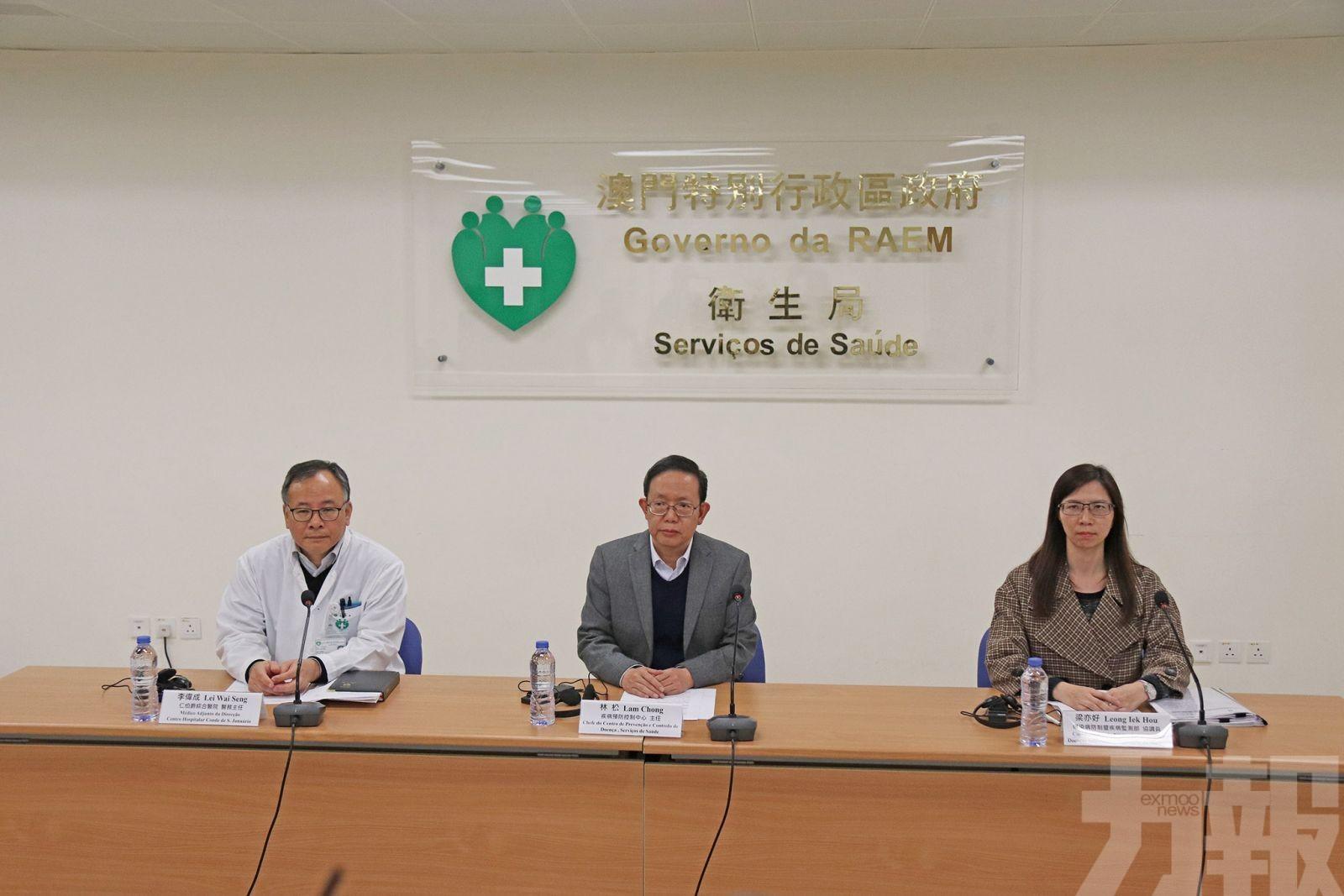 衛生局推一系列措施 堅守防疫戰線