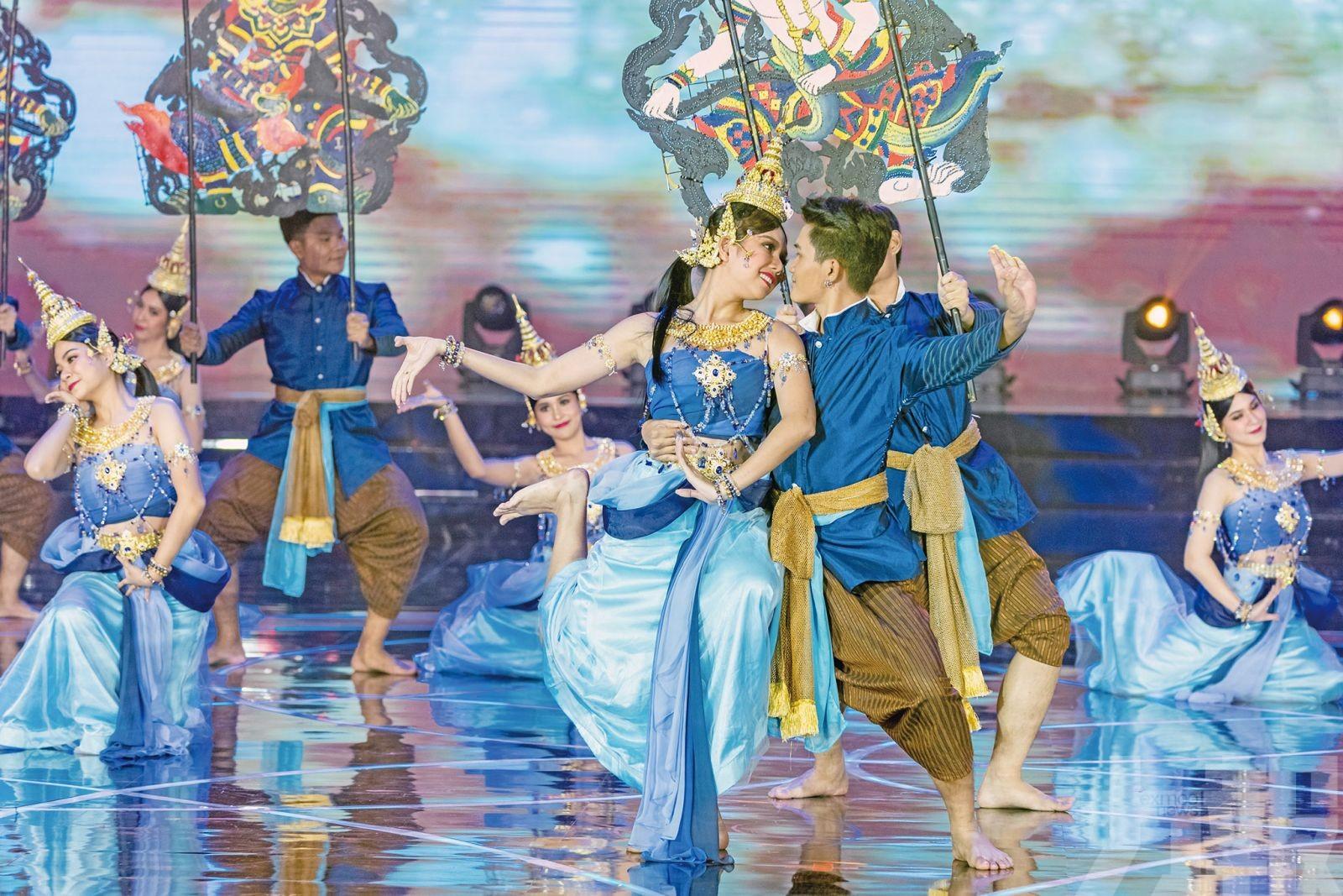 跨國春晚多元文化深度融合