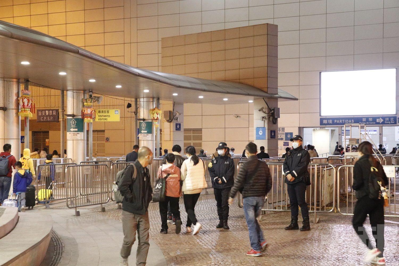 數位人士「趕唔切」需前往蓮花口岸