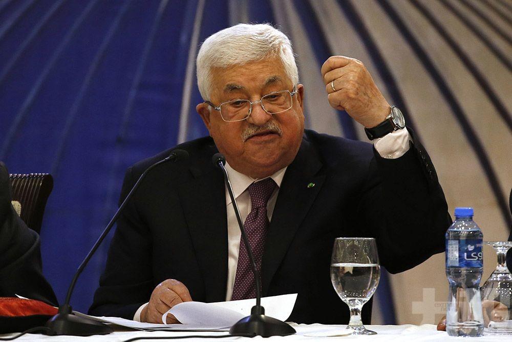 巴勒斯坦:一記世紀巴掌