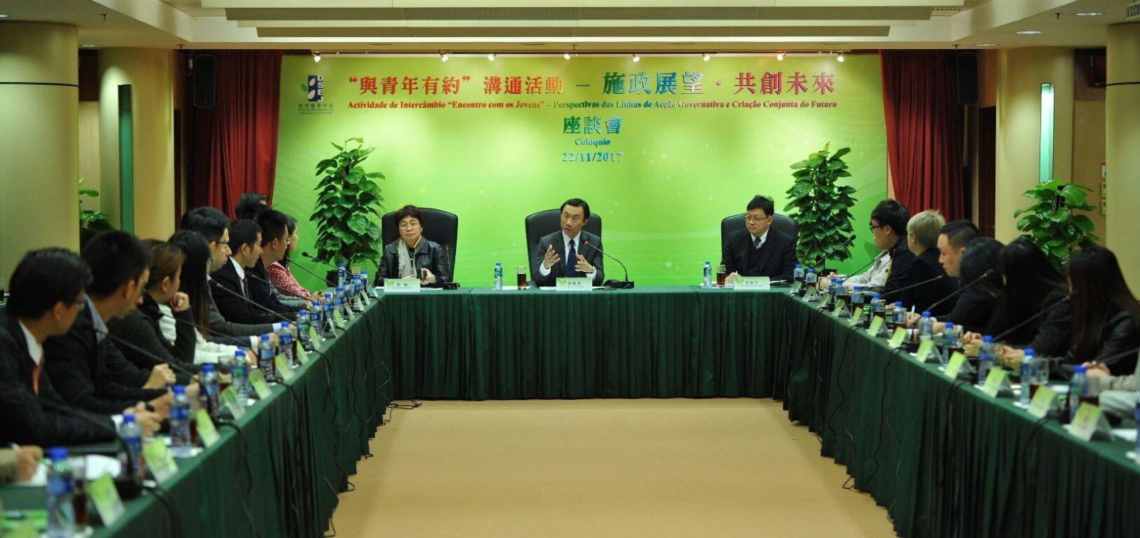譚俊榮 : 結合科技推動文創意展