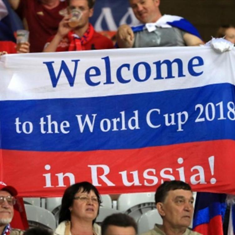 世界盃期間俄對外國球迷免簽