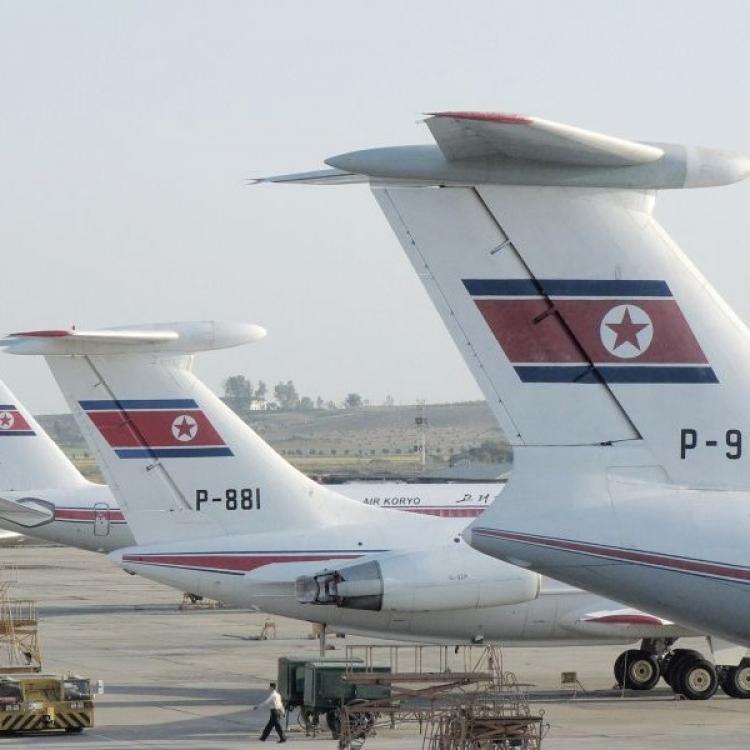 據報西安至平壤航線下月開通