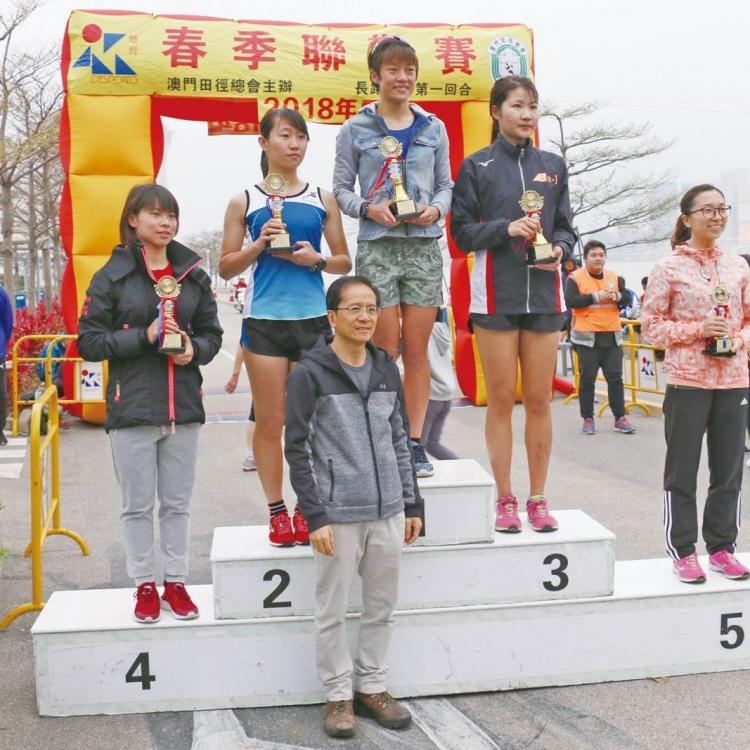 王坤許朗分奪男女公開賽錦標