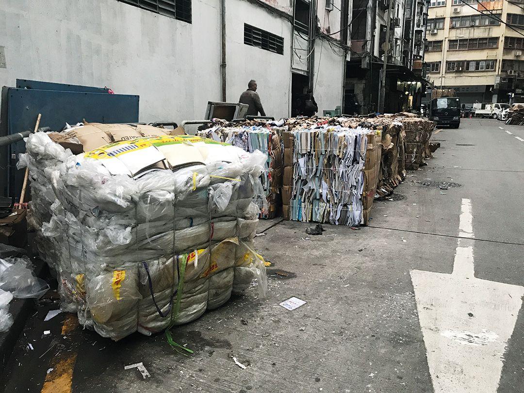 回收業臨空前災難