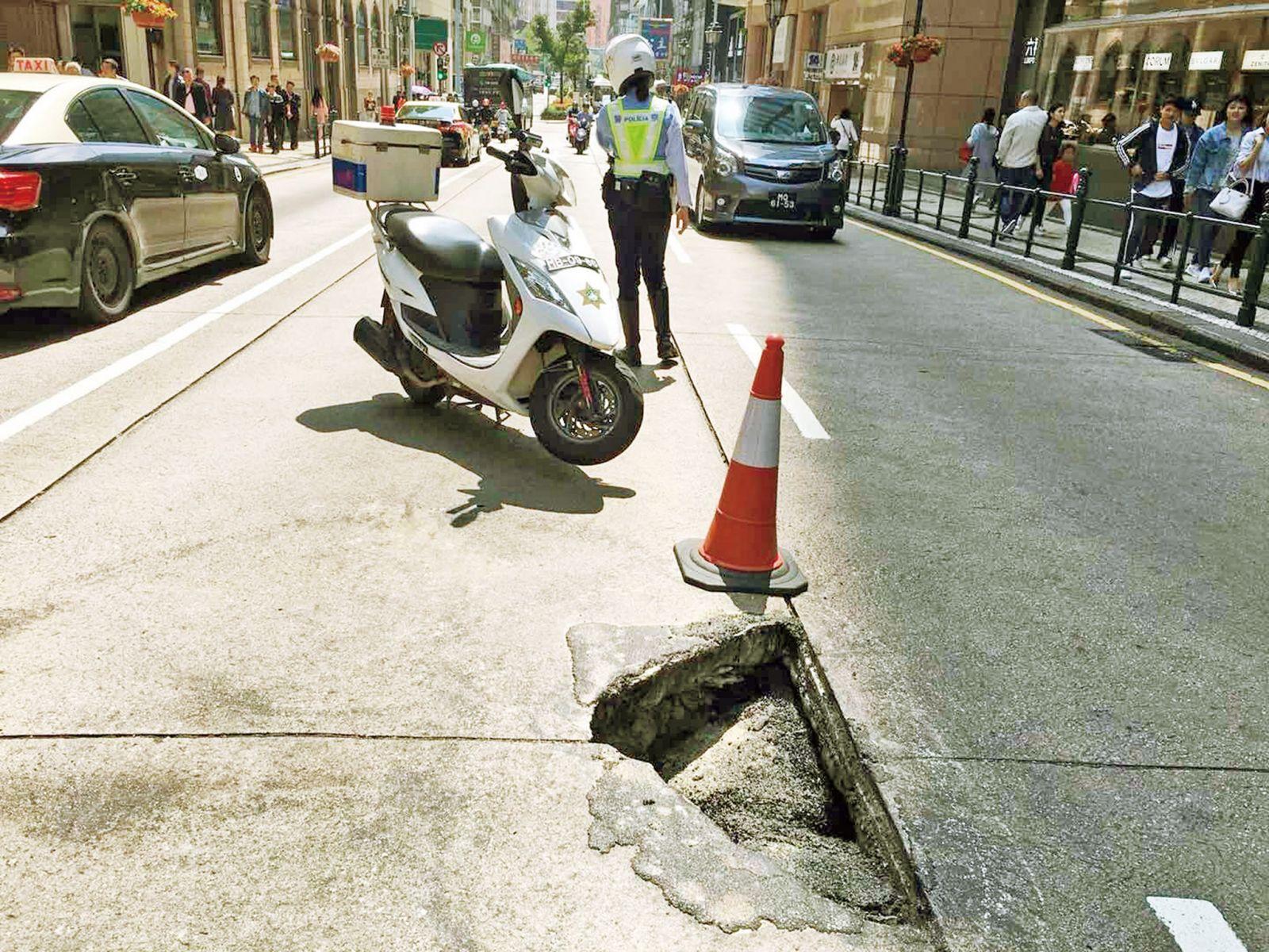 新馬路月底重鋪路面 影響16萬人次出行