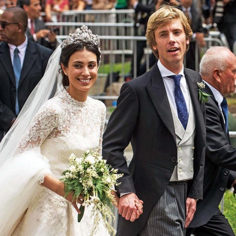 在秘魯舉行第二場婚禮