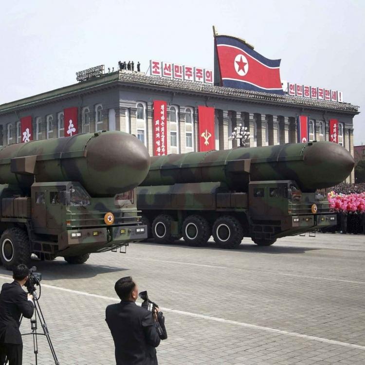 韓媒:為展現軍事實力