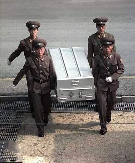 朝將於數日內移交美軍士兵遺骸