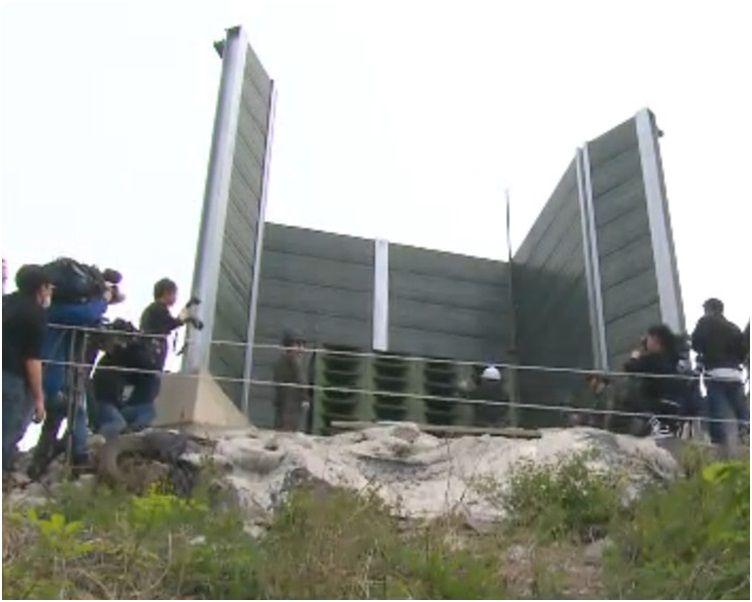 兩韓軍事分界區擴音設備全部拆除