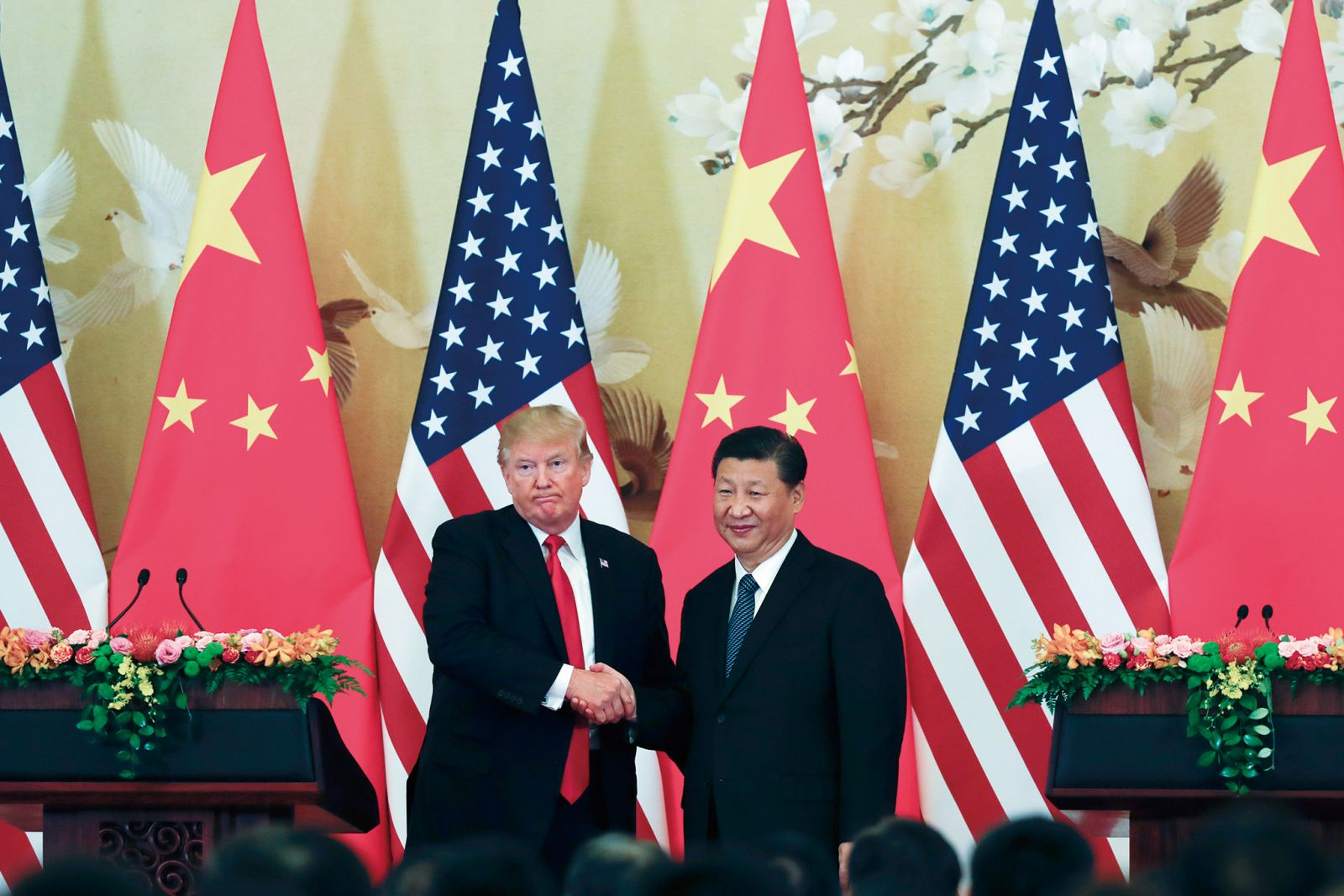 中美合作 是唯一正確選擇