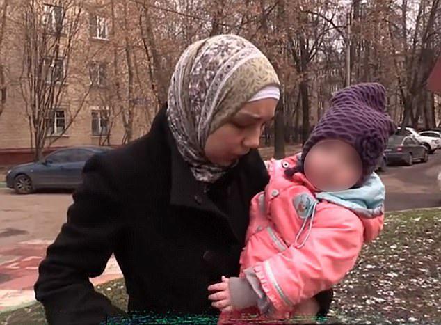 俄女遭「丈夫」禁錮六年生四個BB