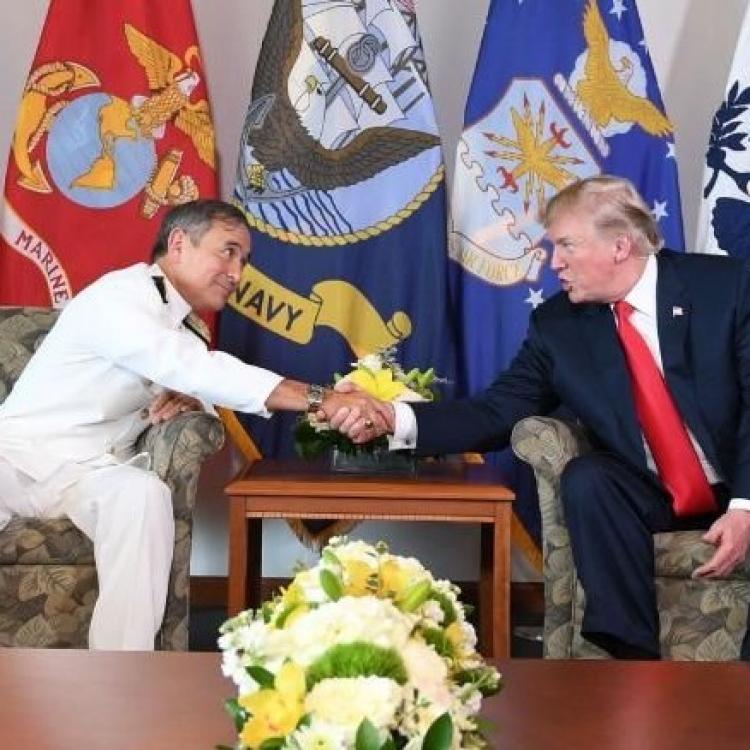 獲特朗普提名為駐韓大使
