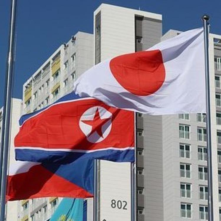 日本擬與朝鮮舉行首腦會談