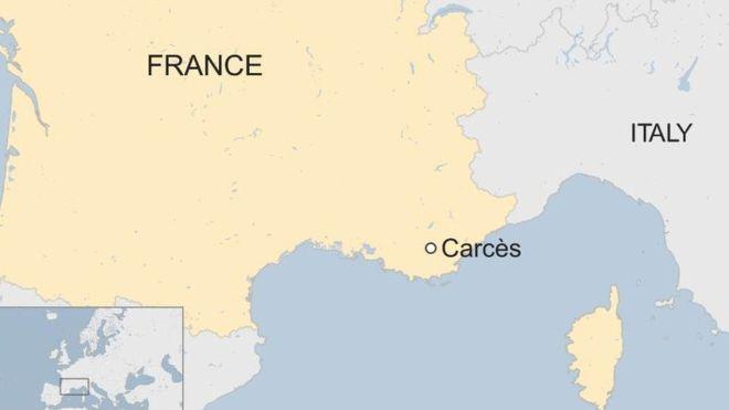 法國南部兩軍機墜毀五死