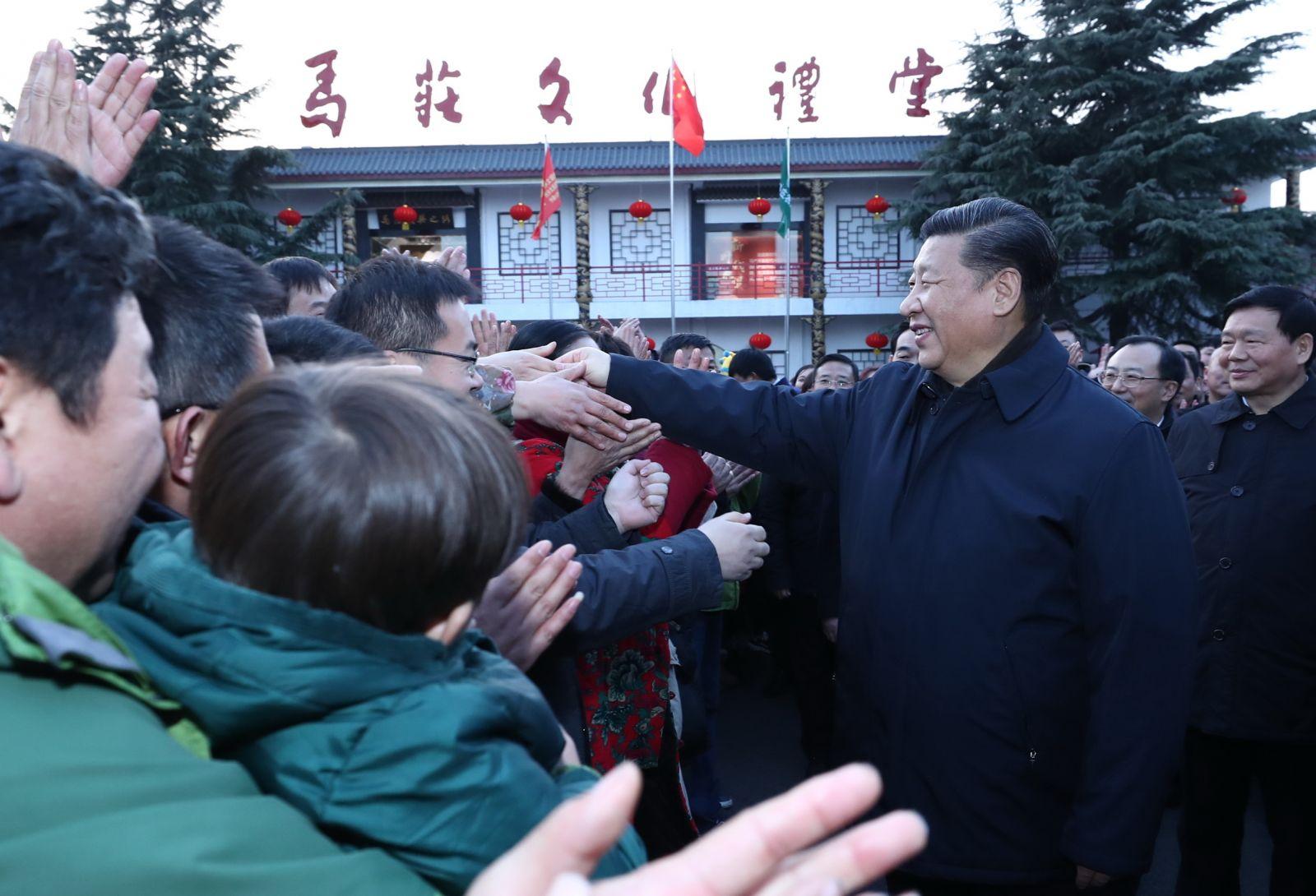 習近平徐州考察強調發展實體經濟