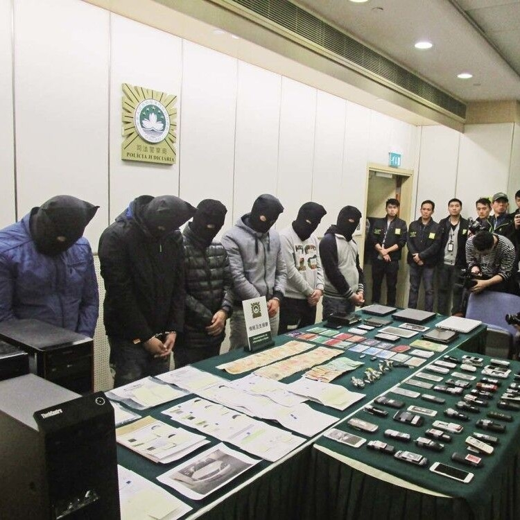 涉受賄包庇黑社會六警遭撤職