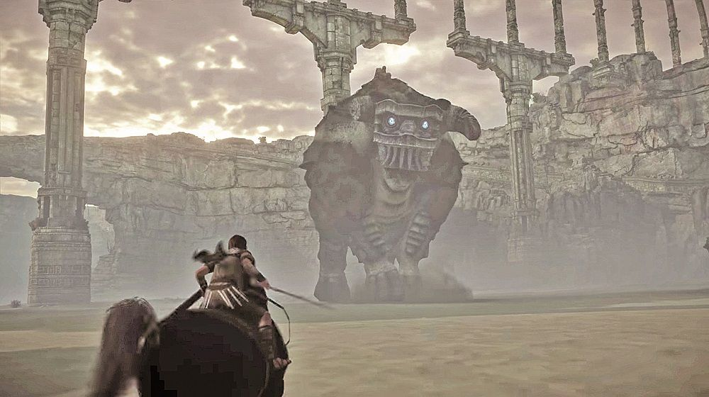 汪達對撼巨像