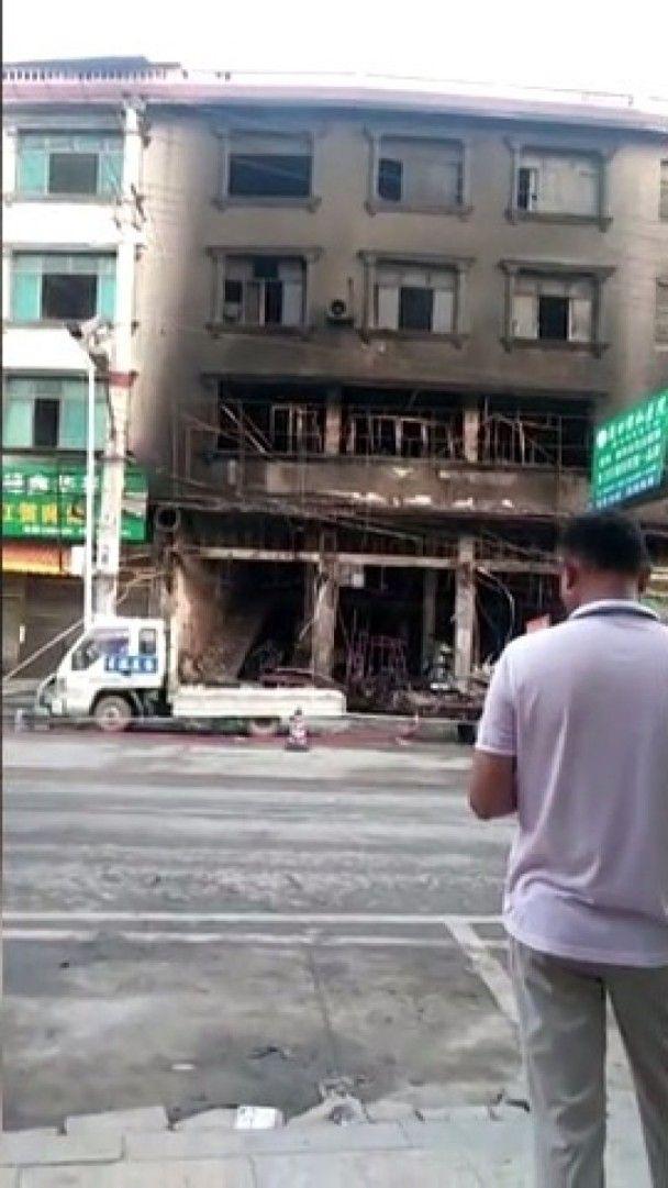 湖南民宅奪命火警五人死亡