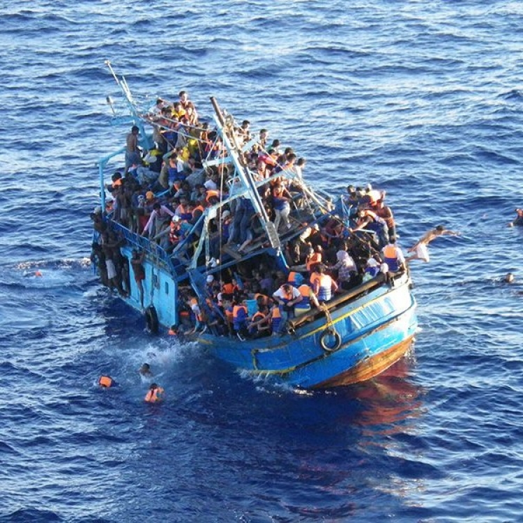意國:不能再做「歐洲的難民營」