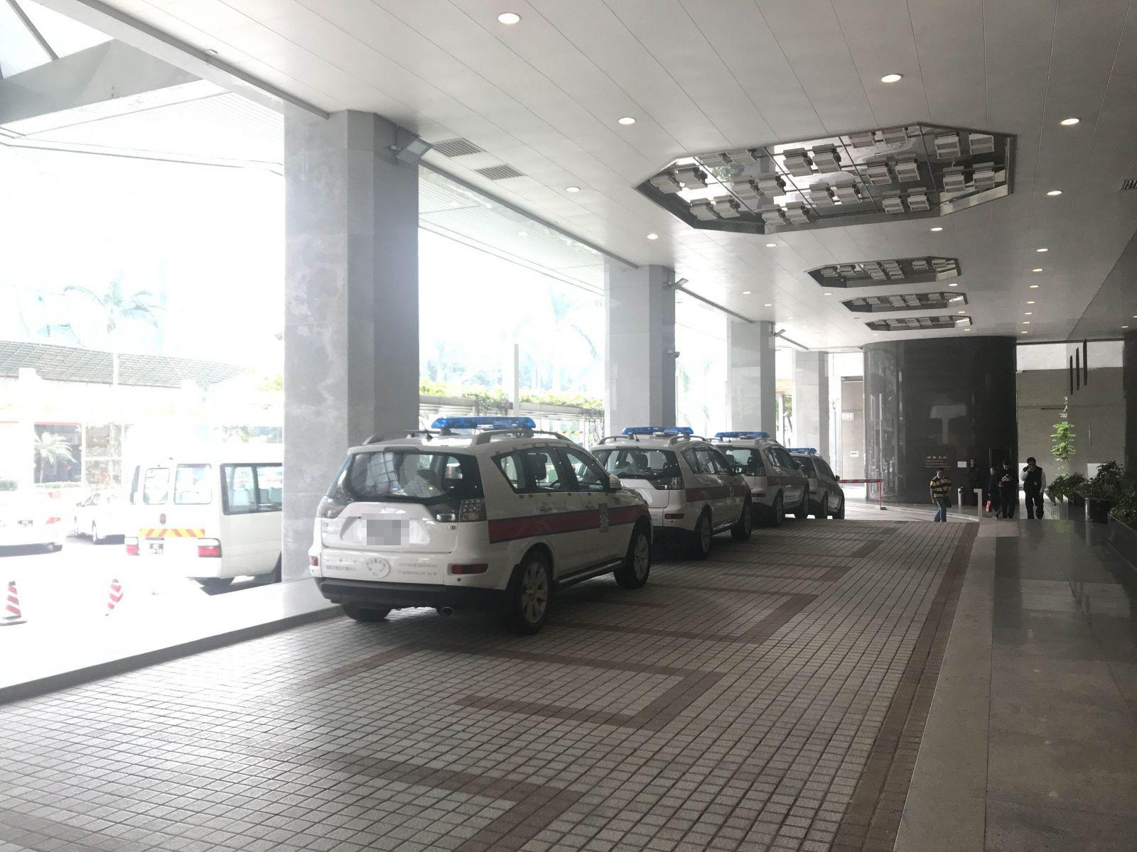黑沙環車行三名負責人被捕