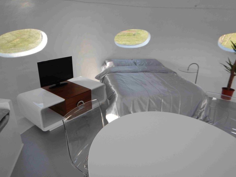 靜候外星人?英國建UFO度假屋