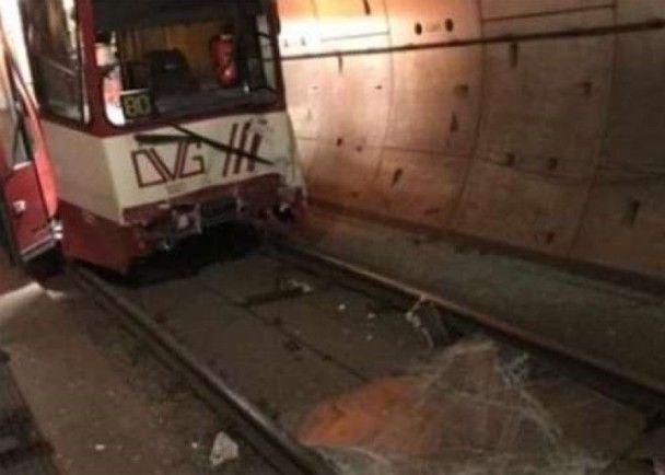 德國兩列地鐵相撞至少23傷