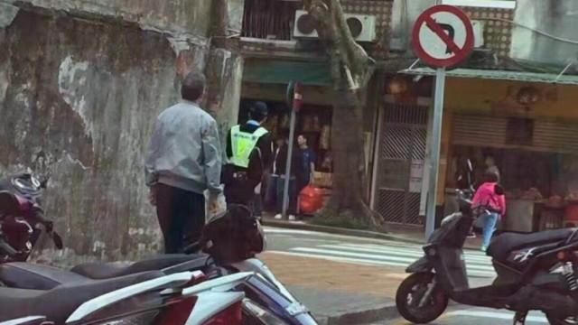 警方:其中一種檢控途徑
