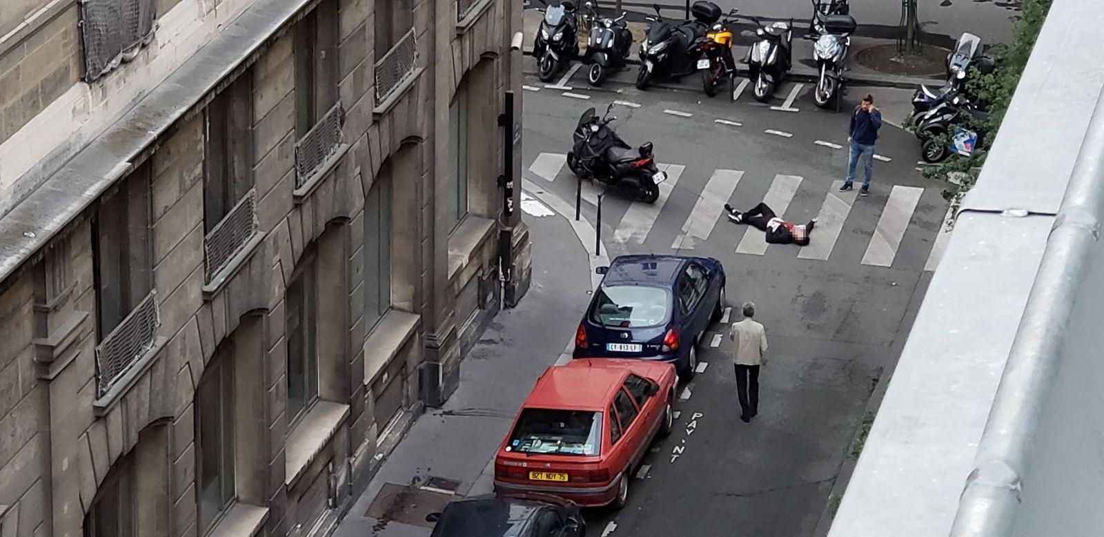 傷者包括一名中國公民