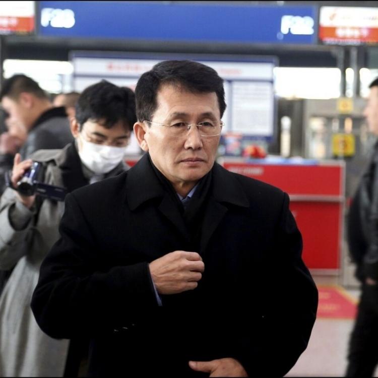 朝韓美半官方會談芬蘭舉行