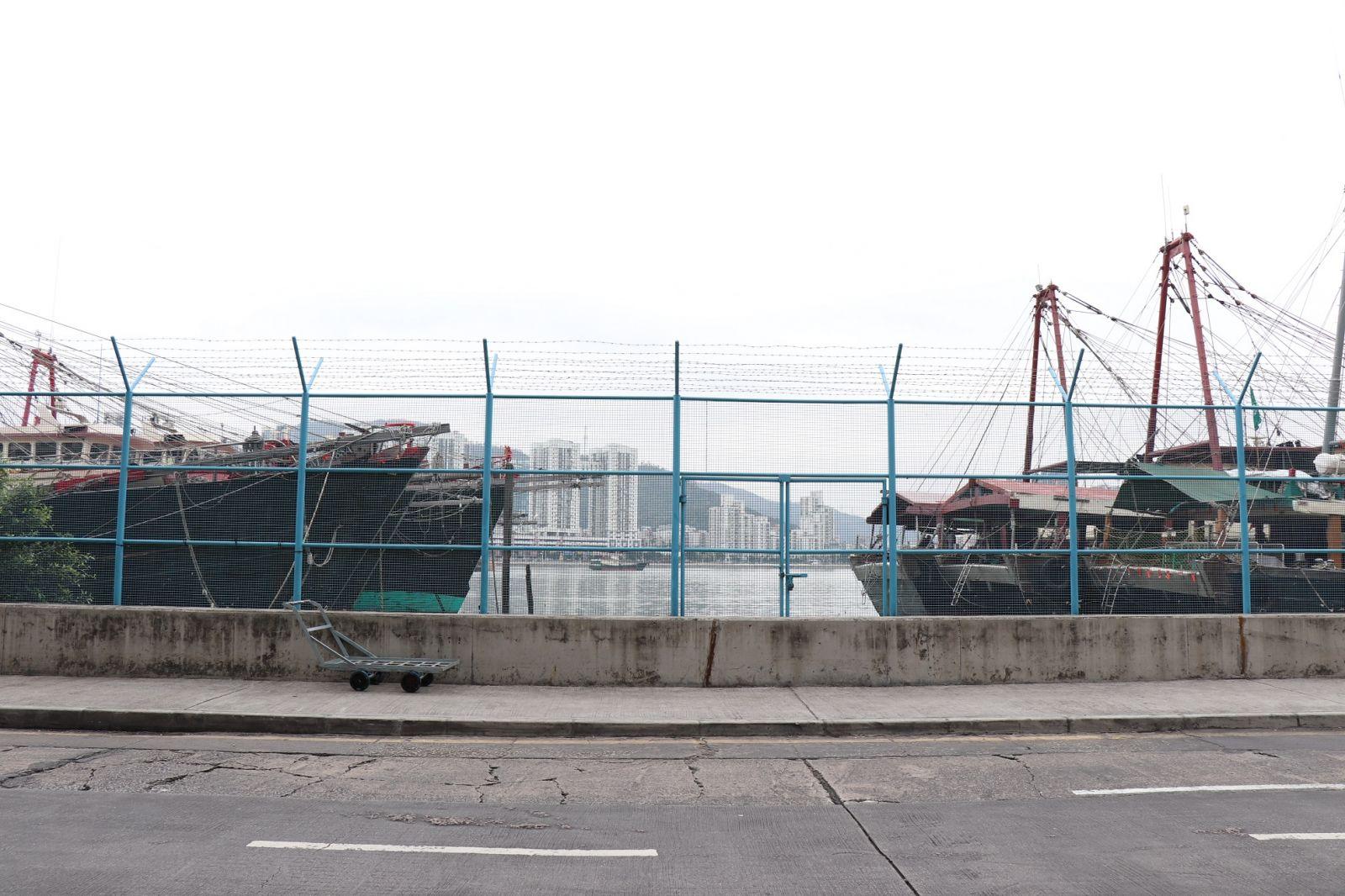 內港灣仔水道建擋潮閘 刻不容緩