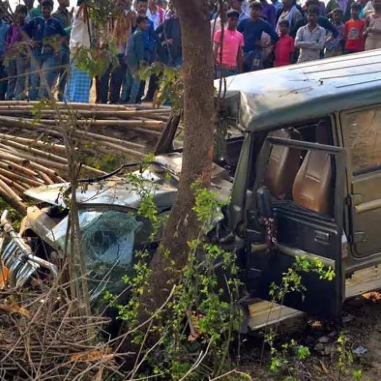 印度官員酒駕致29名學生死傷