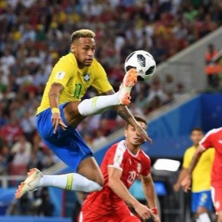 巴西奪首攜瑞士晉16強(有片)