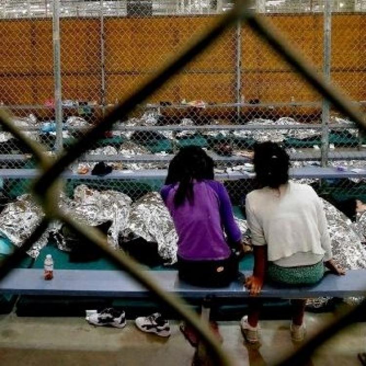 特朗普強調不會讓美國成「難民營」