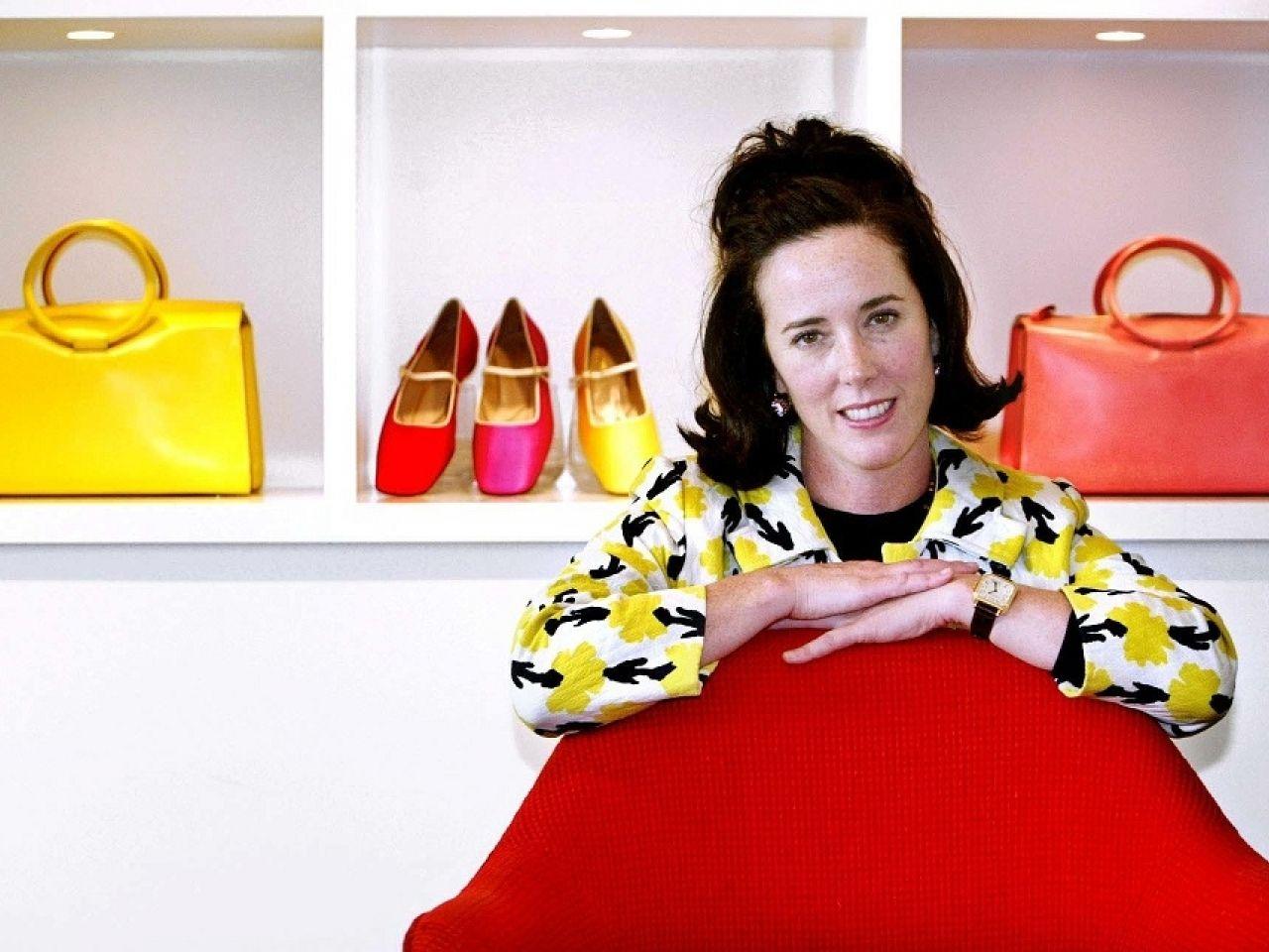 時裝品牌Kate Spade創辦人自殺身亡
