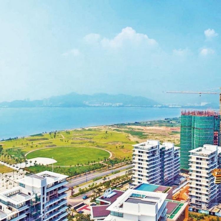 珠海賣地成交100億元