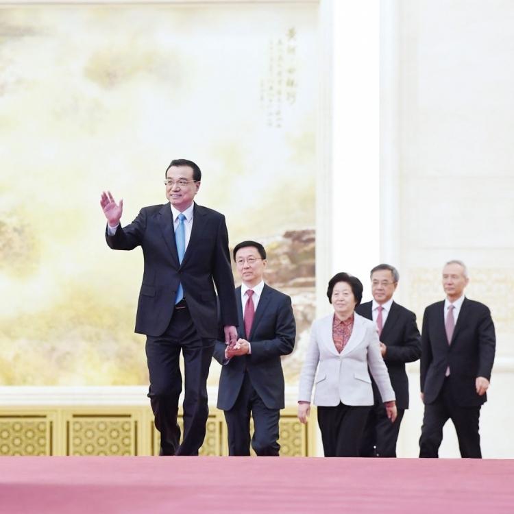 中國開放之門 愈開愈大