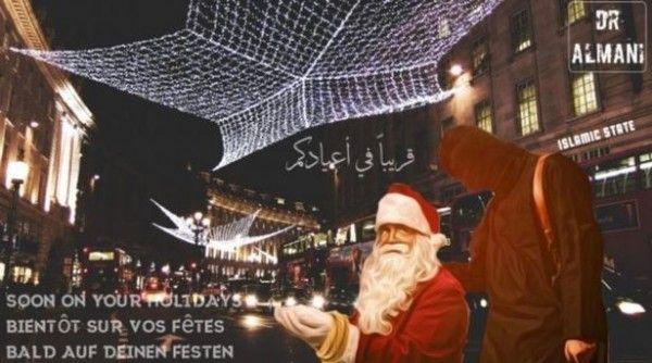 揚言血洗歐洲聖誕市集