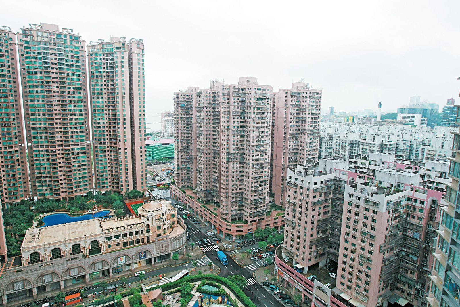 最新統計住宅樓價指數升3.3%